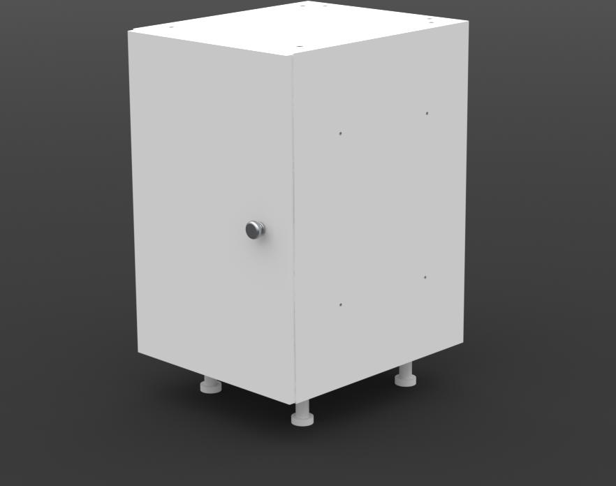 Charmant Single Cabinet